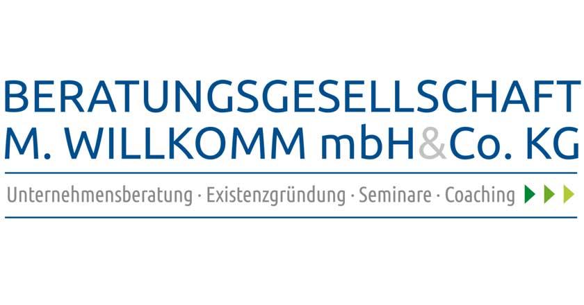 Beratungsgesellschaft M. Willkomm – AZAV zertifiziert